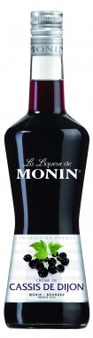 MONIN LIQUEUR Creme de Cassis de Dijon