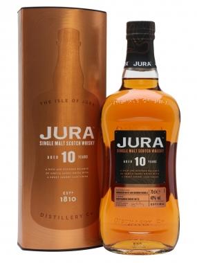 Jura 10 years old, Jura Single Malt Whisky
