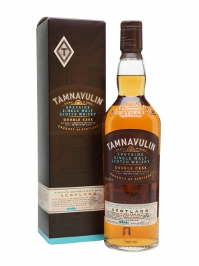 Tamnavulin Double Cask, Speyside Single Malt Whisky