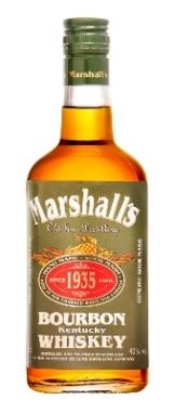 MARSHALL'S Bourbon Whiskey